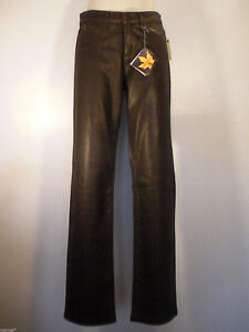 Second Yoga Jeans Sky Rise Slim Flare Brown NEW sizes 29 and 30