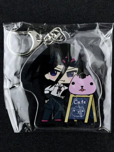 Fullmetal Alchemist Acrylic Key Holder Ring Collabo-Cafe Kapibara Envy