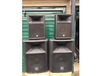 EV speakers very powerful £450