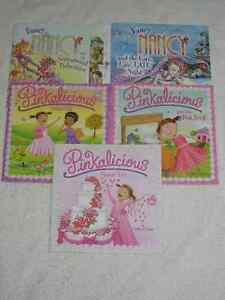 FANCY NANCY - PINKALICIOUS - CHILDRENS BOOKS - CHECK IT OUT!