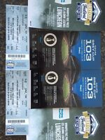 Grey Cup package READ ME!!! Great deal 4 nights hotel & Tickets