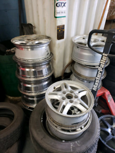 All rims for sale.