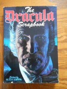 Dracula and Frankenstein hardcover book lot