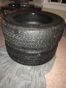 215/60/r16 Continental tires (4x tires)
