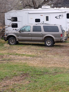 2004 Ford Excursion 4x4 pst paid
