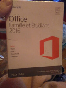 Microsoft Office 2016 family and student