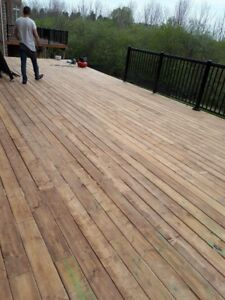 Fence And Decking Construction Services