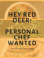 Personal Chef Wanted