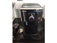 Saeco Coffee machine like brand new!!