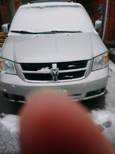 2009 Fully Loaded Dodge Caravan
