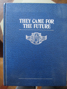 They came for the future