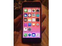 Pink iPhone 5c Orange T-Mobile Virgin!