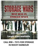 Best Deal in Storage