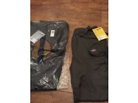 Four pairs of work trousers 32-32 brand new