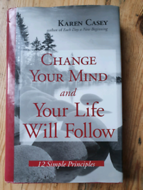 Book: How to Change Your Life by Changing Your Mind(Good condition)