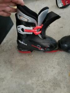 Ski boots - child