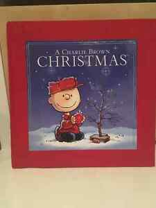 A Charlie Brown Christmas book