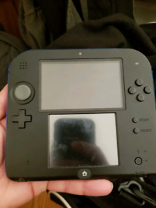 Nintendo 2ds with 4 games $80 obo for 2ds $80 for the 4 games
