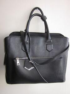 Used Zara Office City Bag