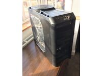 Mid-size Antec PC tower
