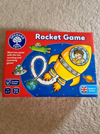 Orchard toys Rocket Game 4-7 y
