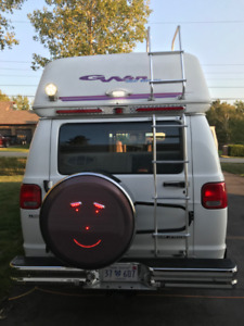 1999 Dodge Great West Camper Van