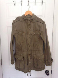 Aritzia Talula Trooper Jacket - S/M - Like New Condition