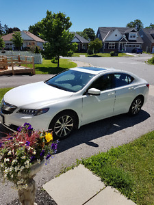 2016 Acura TLX Elite package 4 door  Sedan