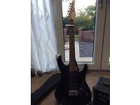 Yamaha electric guitar ERG 121C