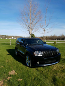 Selling my jeep srt8