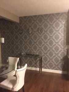Just wallpaper installation jobs