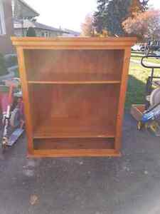 Great Wall unit and it's solid wood !! Kitchener / Waterloo Kitchener Area image 1