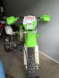 Dirt Bike Kawasaki 2004 Excellent Condition