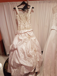 Wedding Dress and Engagement/Prom/Party Dresses for Sale