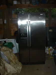 Whirlpool Stainless Fridge/Freezer