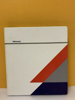 Tektronix 070-8318-04 Tds 420 460 520 540 620 640 Oscilloscopes Program Manual