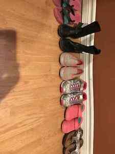 Girls shoe lot London Ontario image 1