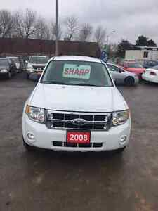 *Reduced* 2008 Ford Escape XLT SUV, Crossover (Accident Free)