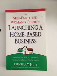 Launching a home based business book Belleville Belleville Area image 1