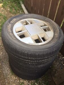 1990 Z24 Cavalier Ext/Int parts and rims
