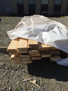 2x6 Pine V-Joint T&G BUNDLE - LUMBER CLEAROUT