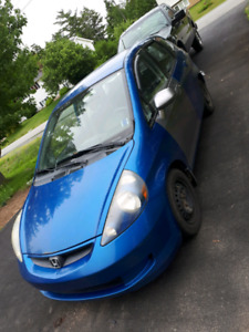 07 Honda Fit, for parts or repair $400OBO