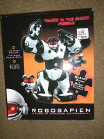 ☼ ROBOSAPIEN Puzzle with 125 piece 5$ ☼  New , never opened.  *