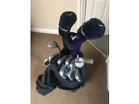 Men's golf club set full