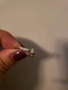 Promise ring for sale