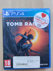Tomb Raider ps4/ps5