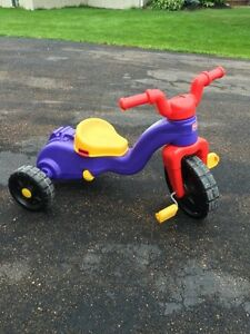 Fisher price rock n roll trike (tricycle)