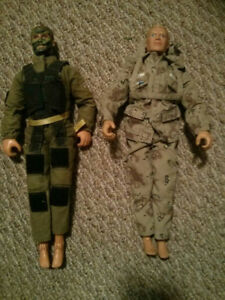 "G.I. Joe & Ultra Corps 12"" Figures"