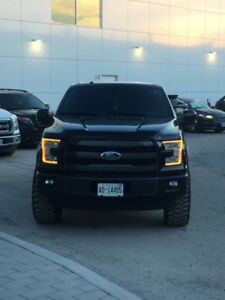 2015 Ford F-150 SuperCrew Lariat Pickup Truck