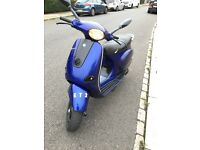 Vespa et2 70 reg as 50 not et4 125